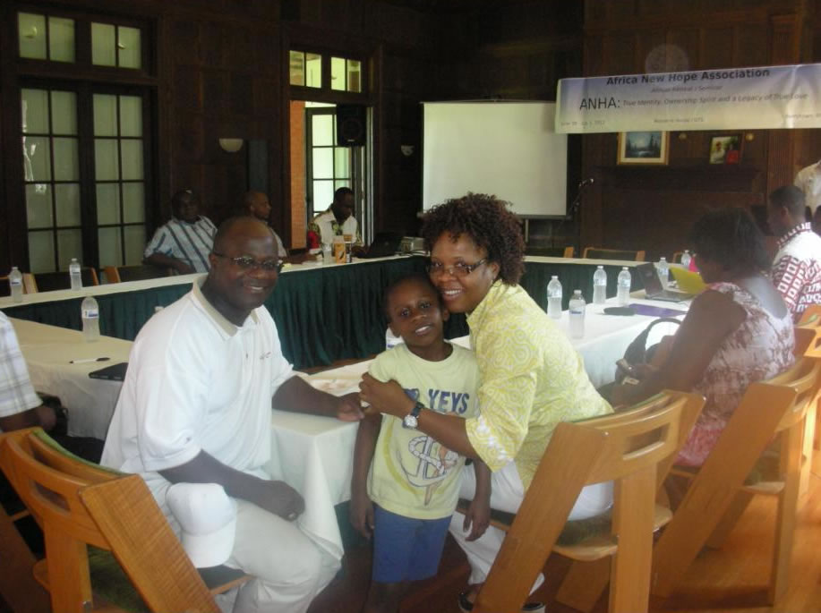 ANHA organized an annual retreat at the Unification Theological Seminary from June 30 to July 1 2012.
